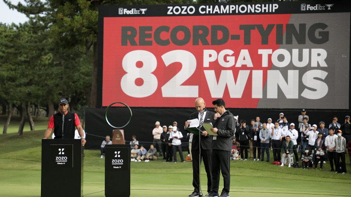 Tiger Woods sve bliže novog rekorda