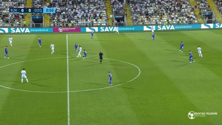 Jeste li vidjeli kakav gol je Rijeka dala Dinamu? Barcelona se 'ukazala' na Rujevici!