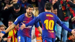 Messi i Suarez zajedno postigli više golova od svih klubova u La Ligi