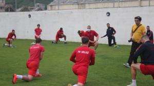 I FK Velež počeo s treninzima