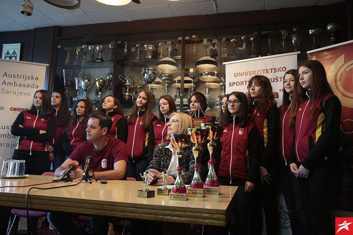 Praznik ženske odbojke za vikend na Ilidži