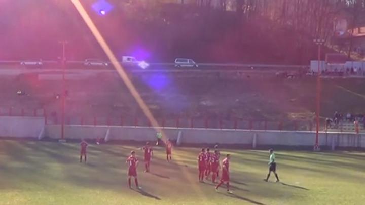 Bizarna situacija u Čeliću: Gol izazvao brojne polemike