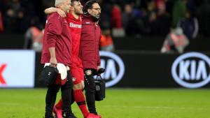 Bayer bez Vollanda do kraja sezone