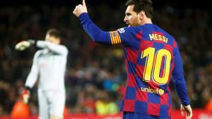 L'Equipe prikazao Messija na naslovnici kao Che Guevaru iz Barcelone