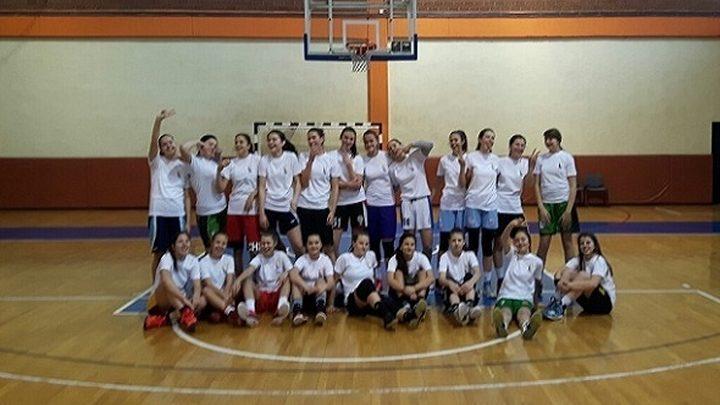 Sutra novo kontrolno okupljanje mladih košarkašica