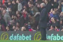 Iznenađujuća reakcija Mourinha nakon gola Blackburna