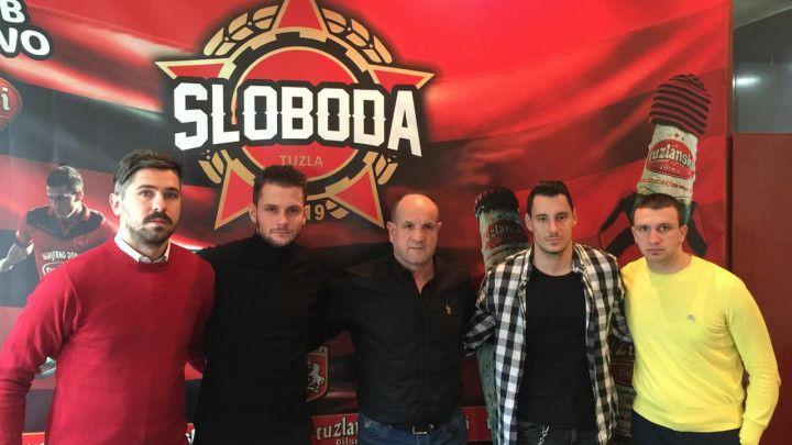 Bekić i Rustemović do kraja sezone u Slobodi