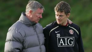 To se čekalo: Ferguson ponovo na treningu Manchester Uniteda