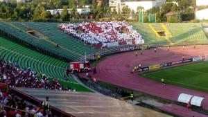 Pogledajte koreografiju navijača FK Sarajevo