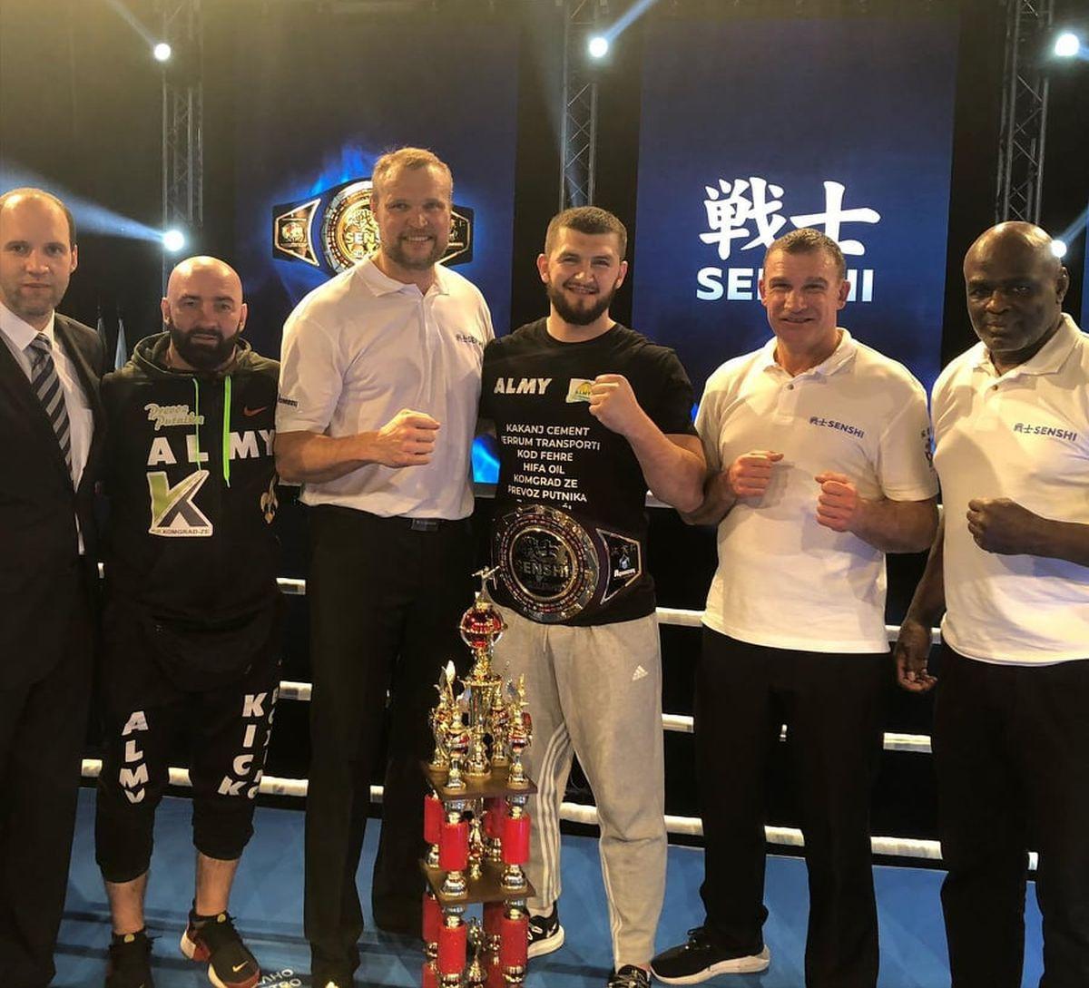 Velika pobjeda Ahmeda Krnjića na Senshi turniru u Bugarskoj