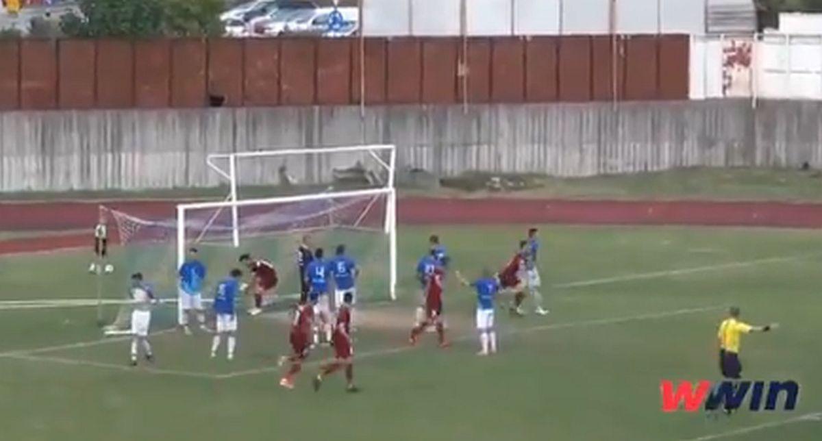 Dupovac pogodio, FK Sarajevo ponovo izjednačio!