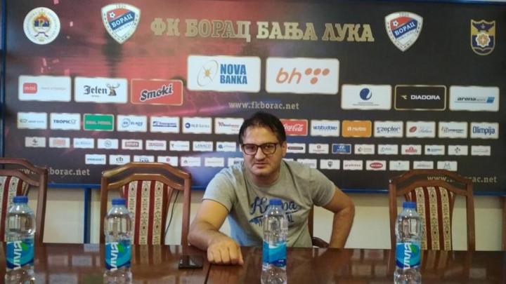 Vojvodić: Raspored je zgusnut i Kup BiH nam nije prioritet