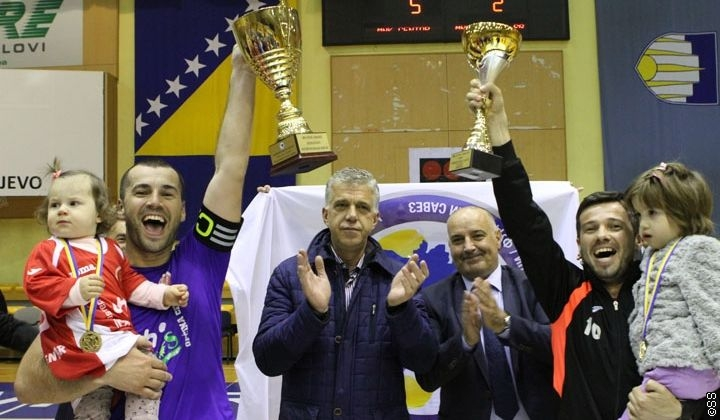 MNK Centar ponovo prvak Bosne i Hercegovine