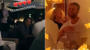 """""""Špijuni su oko nas"""": Kad se u restoranu na Ibizi slučajno sretnu Miralem Pjanić i Francesco Totti"""