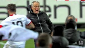 Igrač Eintrachta dobio vrlo tešku kaznu nakon udaranja trenera Freiburga