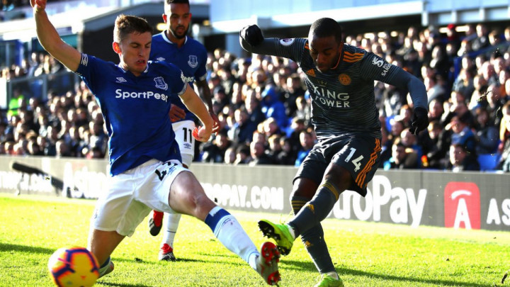 Leicester i Vardy igraju kao nekad