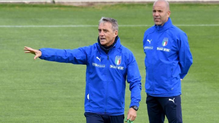 Mancini: BiH i Grčka su teški protivnici, ali mi smo Italija