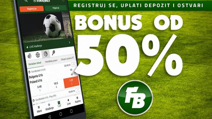 Karantin je lijep uz MaxBet: Na prvi depozit ostvarite izvanrednih 50% bonusa!