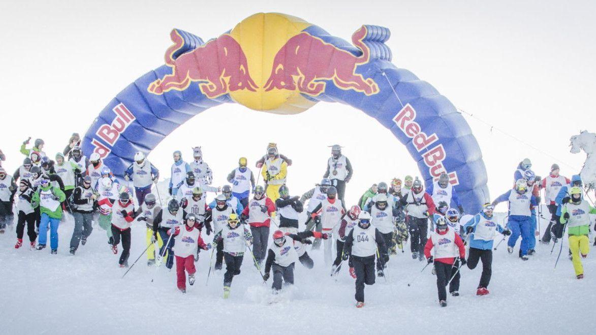 Red Bull Home Run: Ovo je poziv na cjelodnevnu zabavu na snijegu