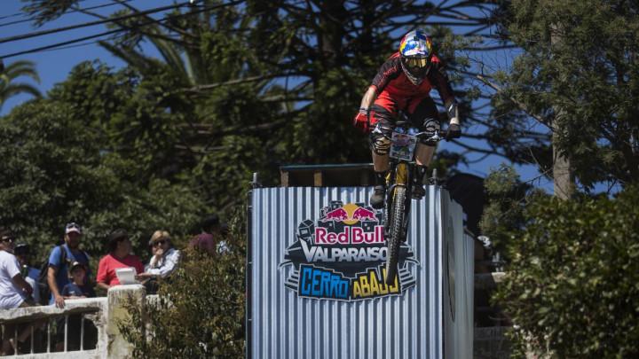 Ekstremni biciklistički spust u čileanskoj luci pod zaštitom UNESCO-a