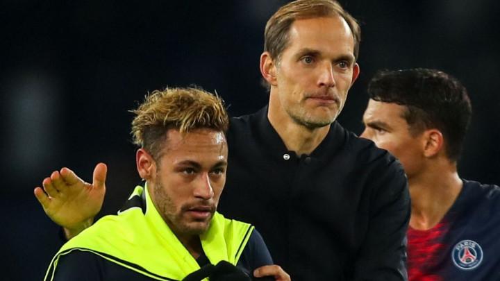 Tuchel: Neymar neće igrati sutra protiv Rennesa
