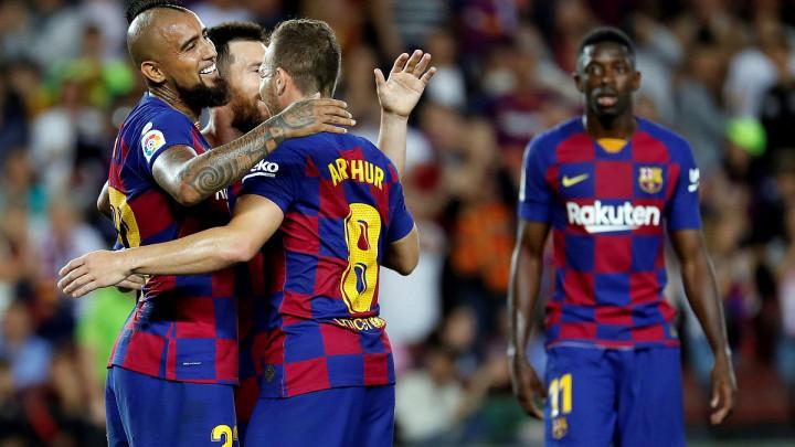 Pogledajte sve tri garniture Barceloninih dresova za sljedeću sezonu