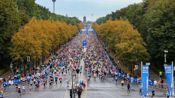 Odgođen i čuveni berlinski maraton