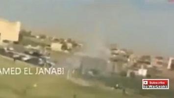 Napad i eksplozija na utakmici u Iraku