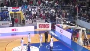 Neshvatljiv potez igrača Širokog nakon trojke Bajramovića
