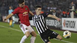 UEFA Partizanu ne da mira