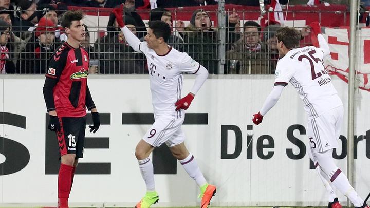Uvijek kad je teško, Lewandowski je tu da spasi Bayern