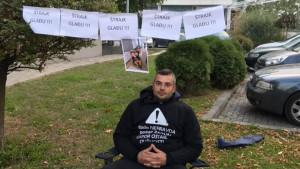Nekadašnji premijerligaški golman stupio u štrajk glađu