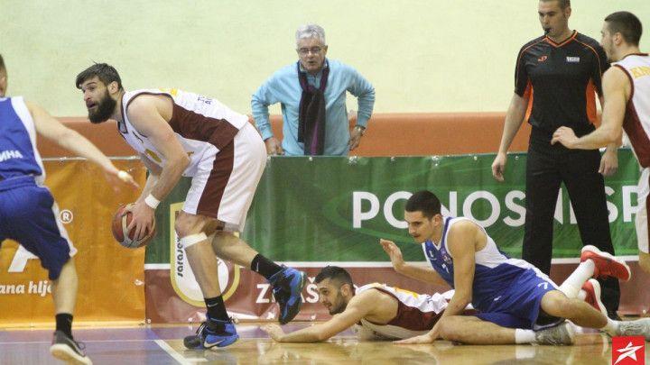 Bosna poražena u gostima protiv Teoda