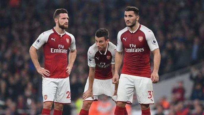 Suze u svlačionici Arsenala su najbolji pokazatelj da se nešto mora mijenjati