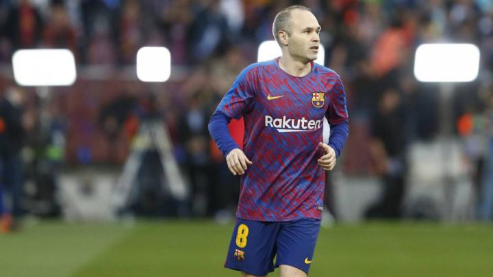 Iniesta o Barceloni: Ružno je to, morate zadržati poštovanje...