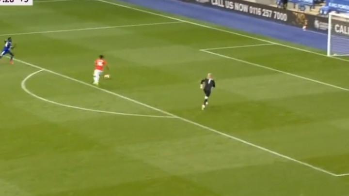Schmeichel je protiv Uniteda primio najkomičniji gol sezone
