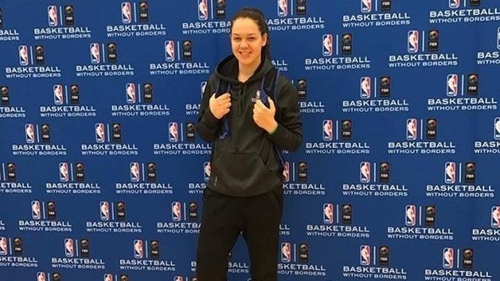 Melisa Brčaninović izabrana u All Star tim NBA Global kampa