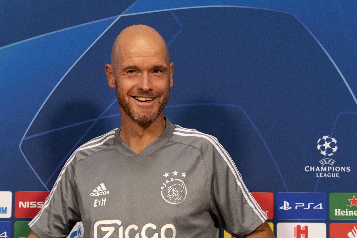 """Ten Hag priznao da ga je Bayern kontaktirao: """"Volim taj klub, ali ostajem u Ajaxu"""""""