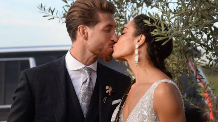 Ramos se oženio uz AC/DC, a on i Pilar su za goste imali nevjerovatne zahtjeve