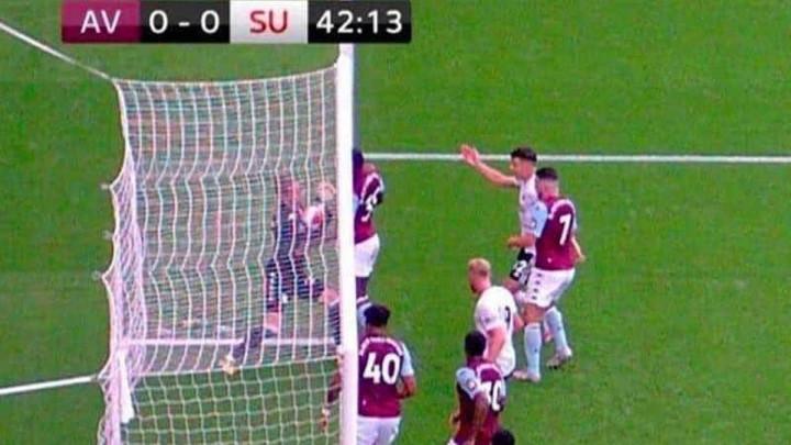 Trenutak koji je odlučio sve: Poništen je regularan gol, a on je Aston Villu ostavio u ligi