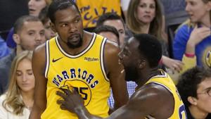 Da li je Durant namjerno udario Paula?