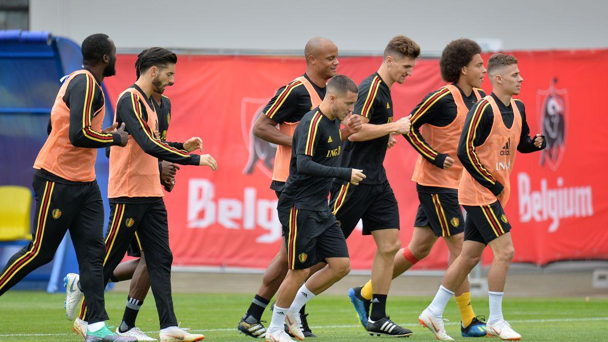 Prilika iz snova za talentovanu reprezentaciju Belgije