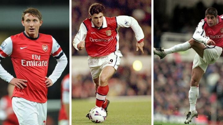 Nisu ostavili trag: Za neke igrače smo i zaboravili da su bili u Arsenalu