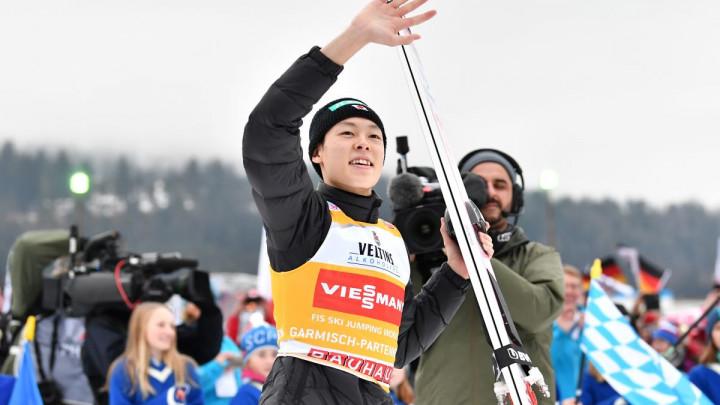 Sjajni Kobayashi slavio i u Garmischu