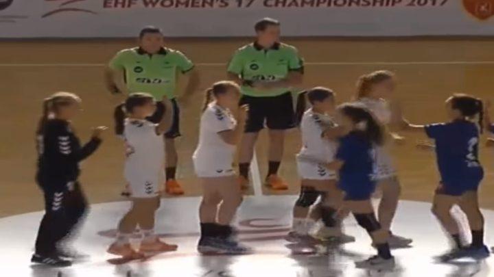"""Mlade Grkinje napustile utakmicu zbog imena """"Macedonia"""""""