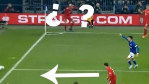Od muke pao na koljena: Muller izveo najlošiji korner u historiji