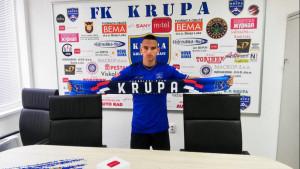 FK Krupa predstavio novo pojačanje!