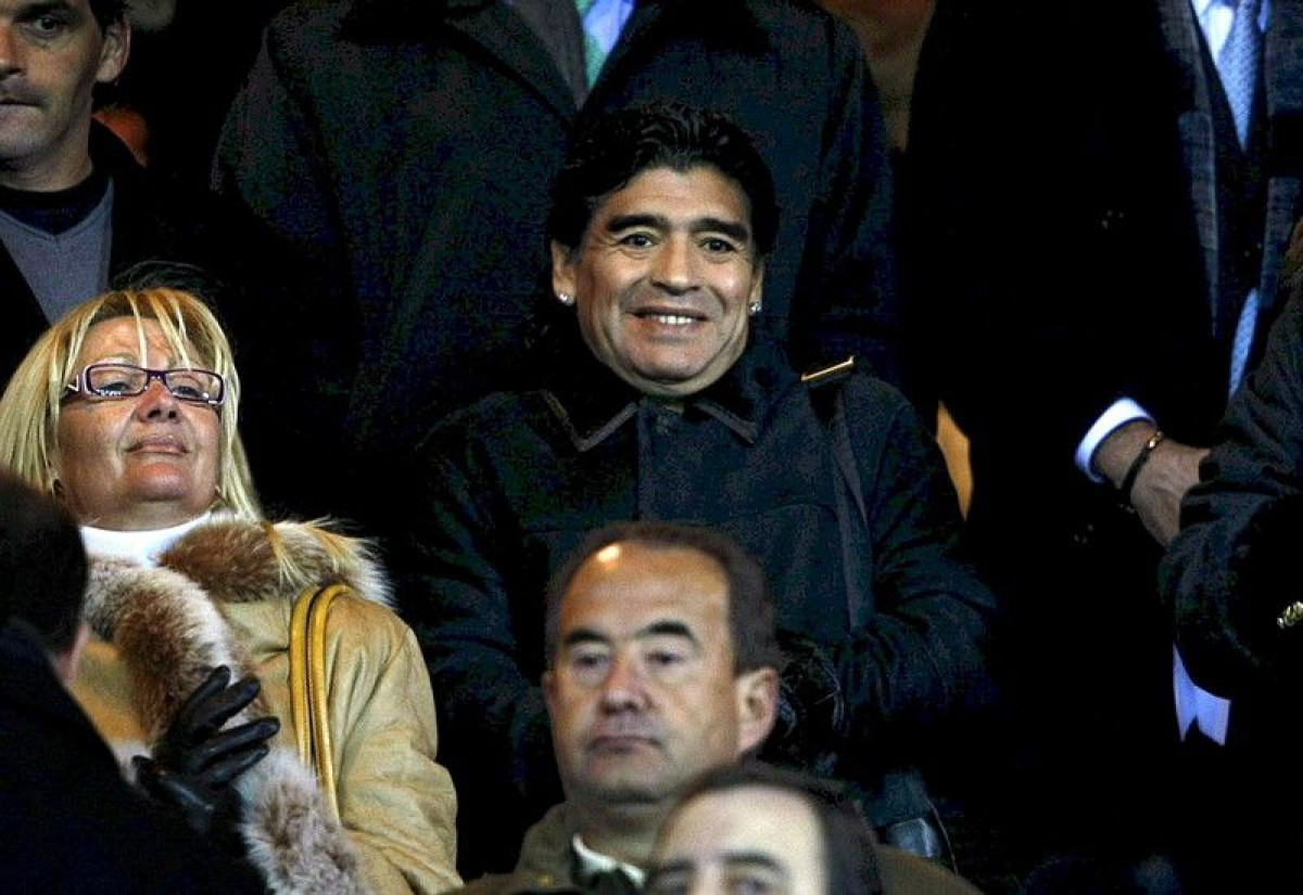Schuster o Maradoni: Barcelona ga je uništila