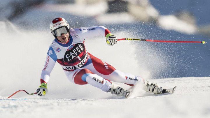 Feuzu pripao spust u švicarskom Wengenu