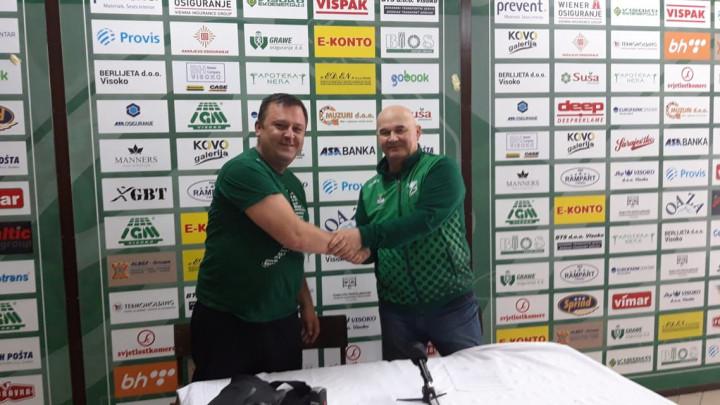 Senad Skopljak novi trener RK Bosna Visoko